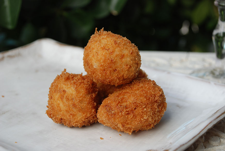 CROQUETAS CALLOS A LA MADRILEÑA  - ¡Croquetas cremosas y de un sabor espectacular! Receta familiar.